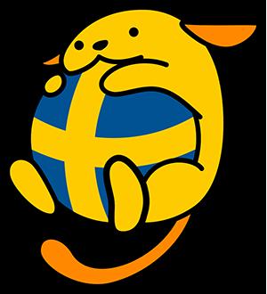 Swedish Wapuu – WordCamp Norrkping 2015